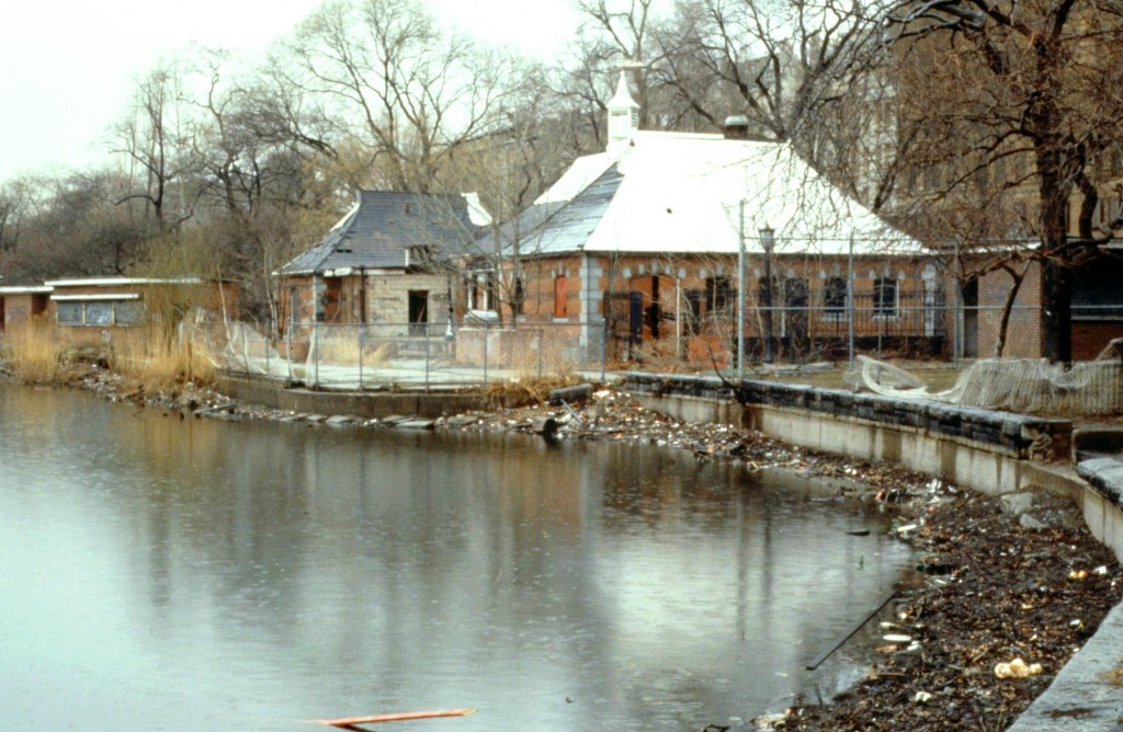 Charles A. Dana Discovery Center, Central Park 1980s, Central Park Conservancy