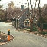 Central Park Dairy, Central Park 1980s, Central Park Conservancy