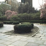 Central Park Conservatory Garden, Central Park Conservancy, Central Park 1980s