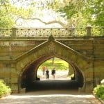 Central Park Greywacke Arch, Central Park Conservancy