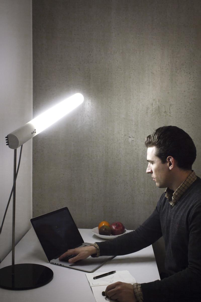 heavn, Technical University of Munich, office lighting