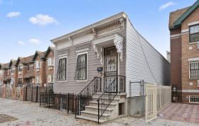 288 Chauncey Street, shotgun house, Bed-Stuy, townhouse