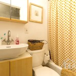 416 Henry Street, bathroom, subway tiles, rentals