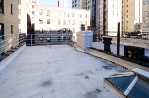 315 West 78th Street, patio, upper west side, townhouse rental