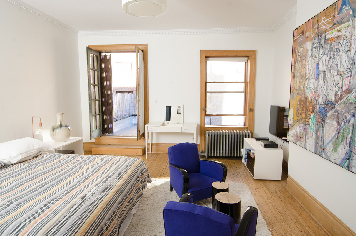 315 west 78th street, bedroom, townhouse rental, upper west side