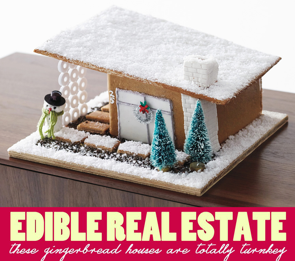 Edible real estate these amazing gingerbread houses are totally view photo in gallery solutioingenieria Choice Image