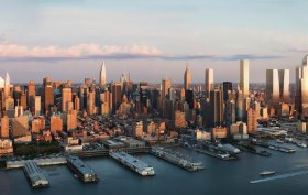 NYC Skyline 2030, visualhouse, future skyline