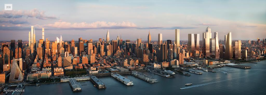 get a look at the nyc skyline in 2030 6sqft