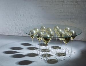 duffy london, balloon table