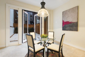 64 West 87th Street, renovation, limestone mansion, windows