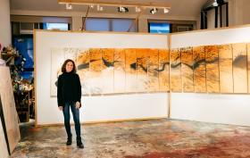 Nancy Pantirer-studio visit-lead