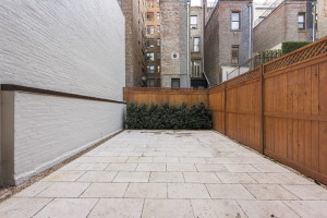 64 West 87th Street, terrace, upper west side, limestone townhouse, outdoor space