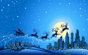 night before christmas nyc
