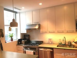 228 East 22nd Street, kitchen, rental