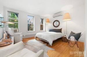 228 East 22nd Street, gramercy, windows, master bedroom