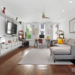 228 East 22nd Street, library, duplex, gramercy