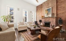 228 East 22nd Street, Gramercy Park, living room