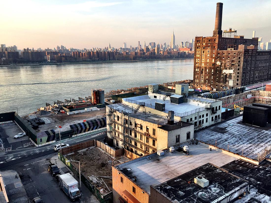 Revealed Domino Sugar Factory S Tiny New Neighbor At 349