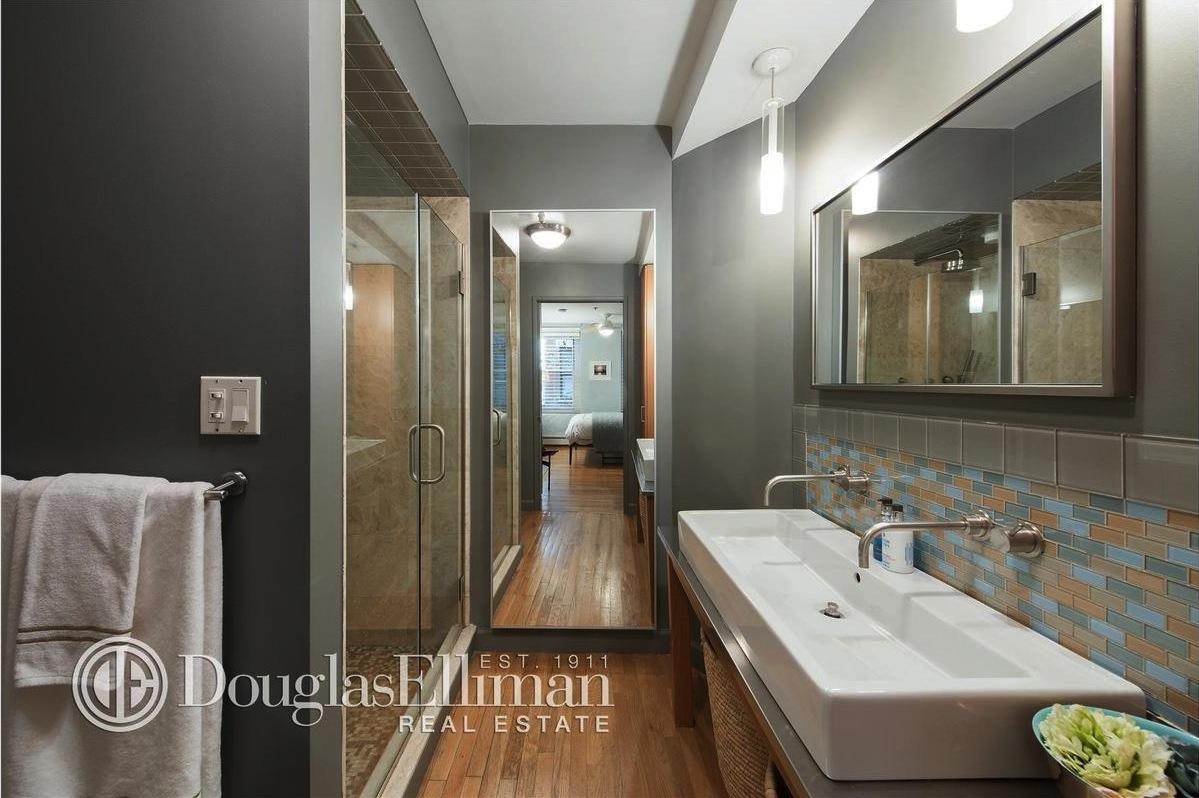 37B Crosby Street, bathroom, soho loft