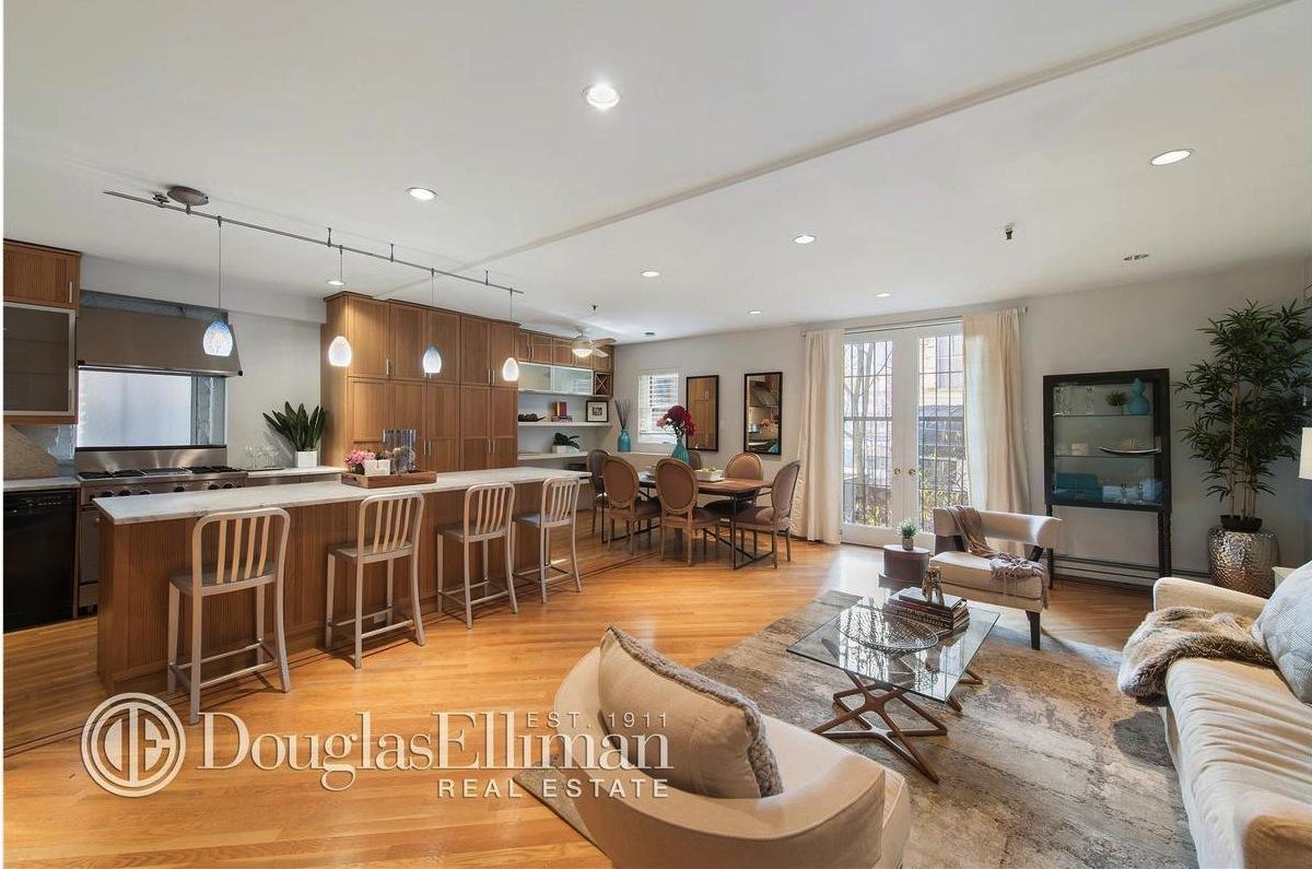 37b crosby street, living room, great room, co-op
