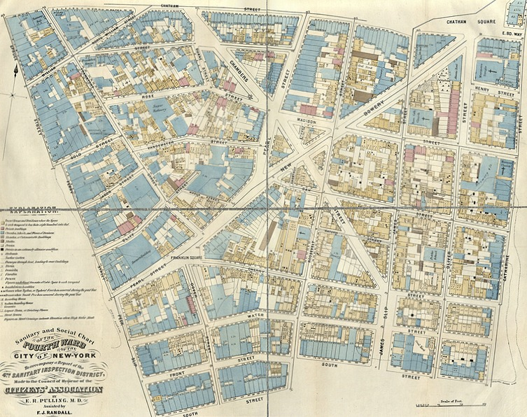 NYC sanitation map-19 century-2