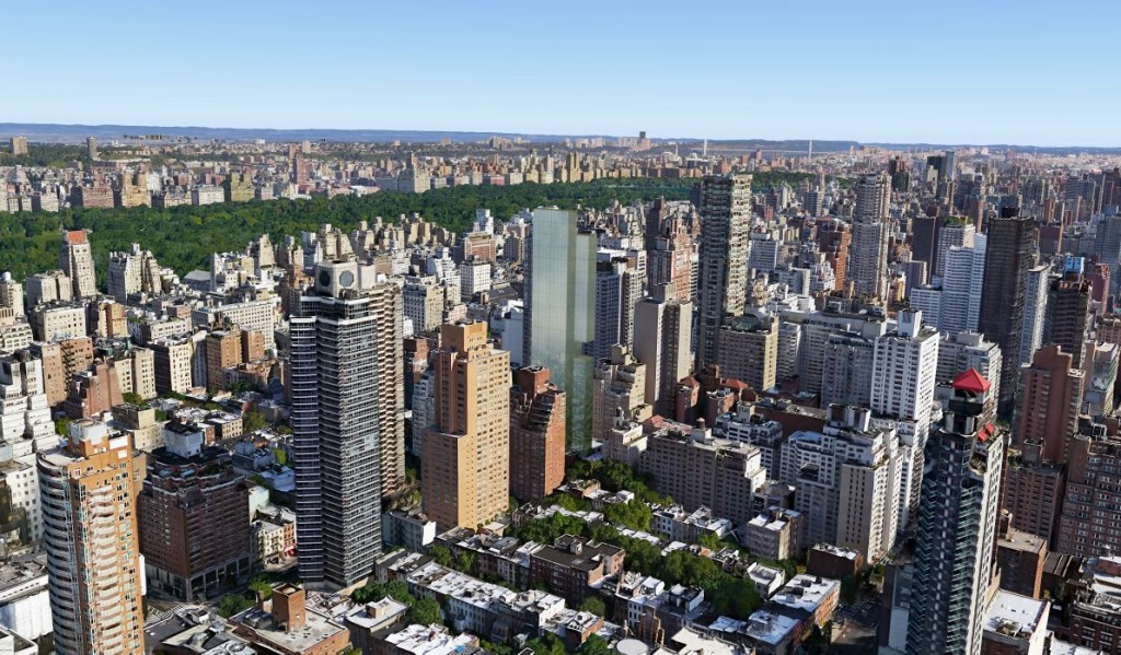 Inverlad Development, Corcoran Group, Chance Gordy, Steve Mills, Third Palm Capital, Manuel Glas, Central Park, Billionaires' Row, Second Avenue Subway
