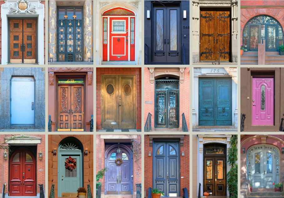 The Doors of Brooklyn