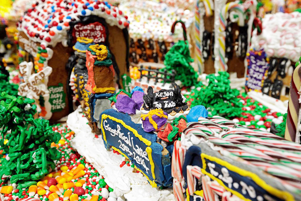 jon lovitch gingerbread lane