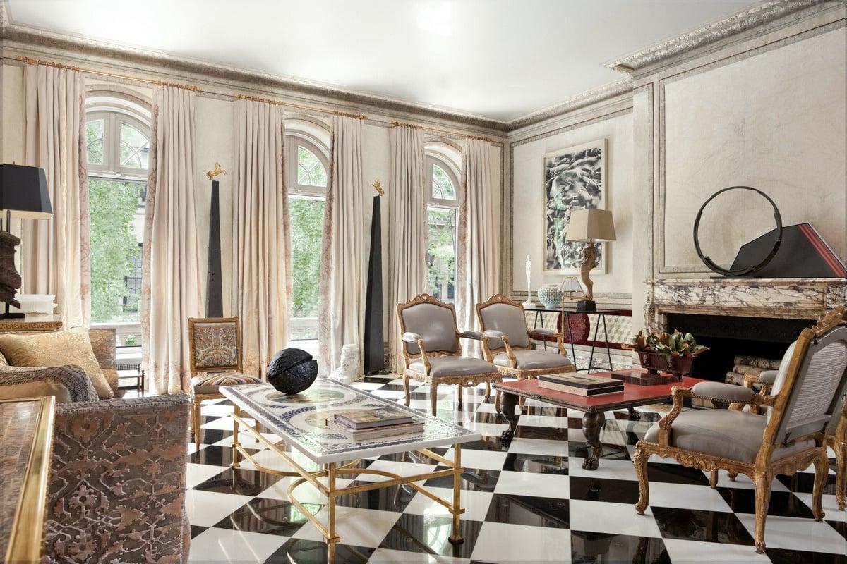 Antique Bedroom Suites Opulent Ues Townhouse Of Designer Juan Pablo Molyneux