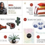 designer holiday gift guide, foz designs, 6sqft gift guide