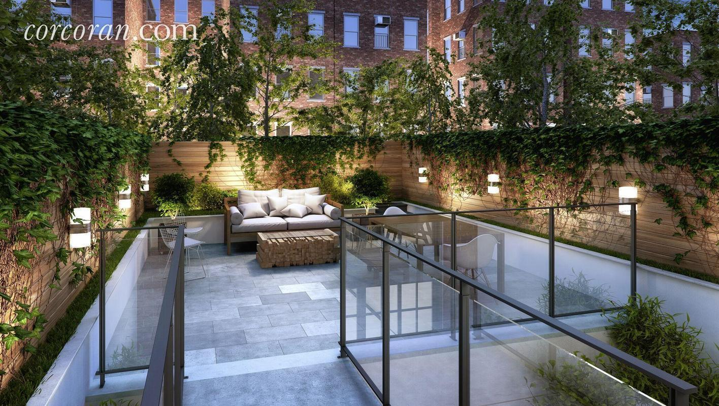 Three Bedroom Townhouse Floor Plans This 14 8m Uws Townhouse Does Not Have A Pool In The Back