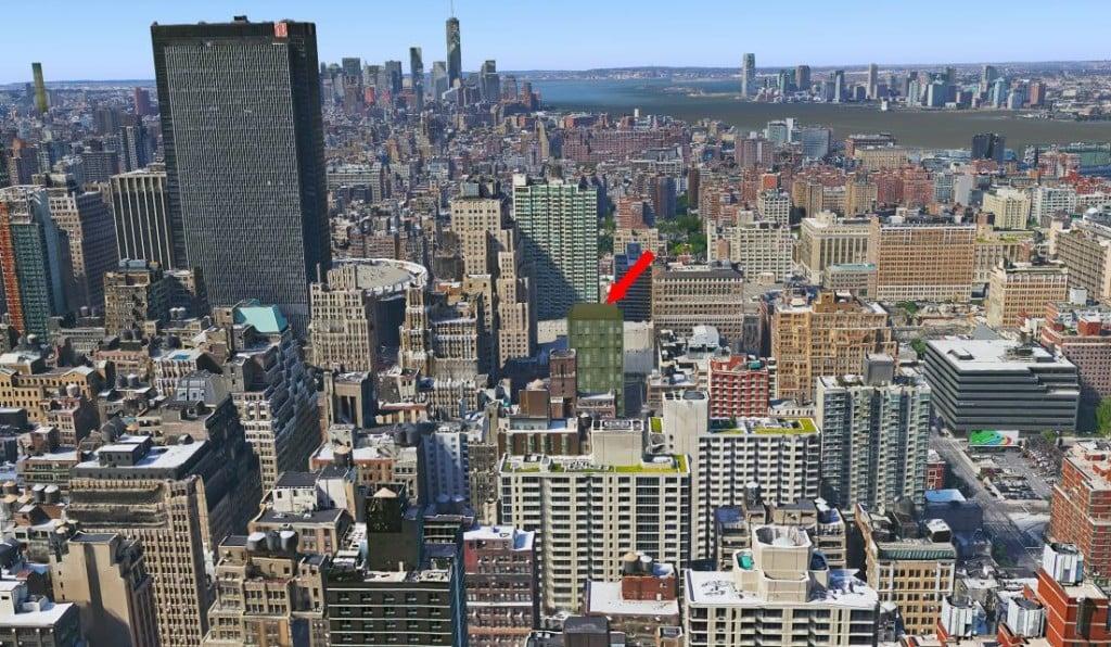 Revealed: Crowne Plaza Hotel Rises South of Times Square, Boasts Streetwall-Friendly Atrium | 6sqft
