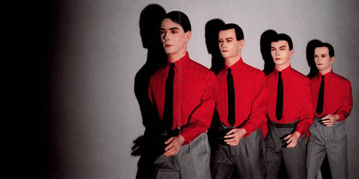 Kraftwerk-party