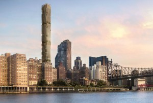 3 Sutton Place, 428 East 58th Street, NYC condo buildings, Norman Foster, Foster + Partners