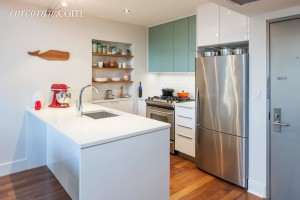 149 Huron Street, kitchen, duplex, greenpoint