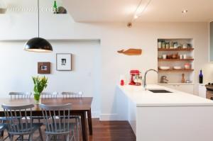 149 huron street, dining room, duplex, condo, greenpoint