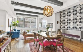 161 Grand Street, Nolita, Cool listings, Soho, Solita building, Manhattan loft for sale,