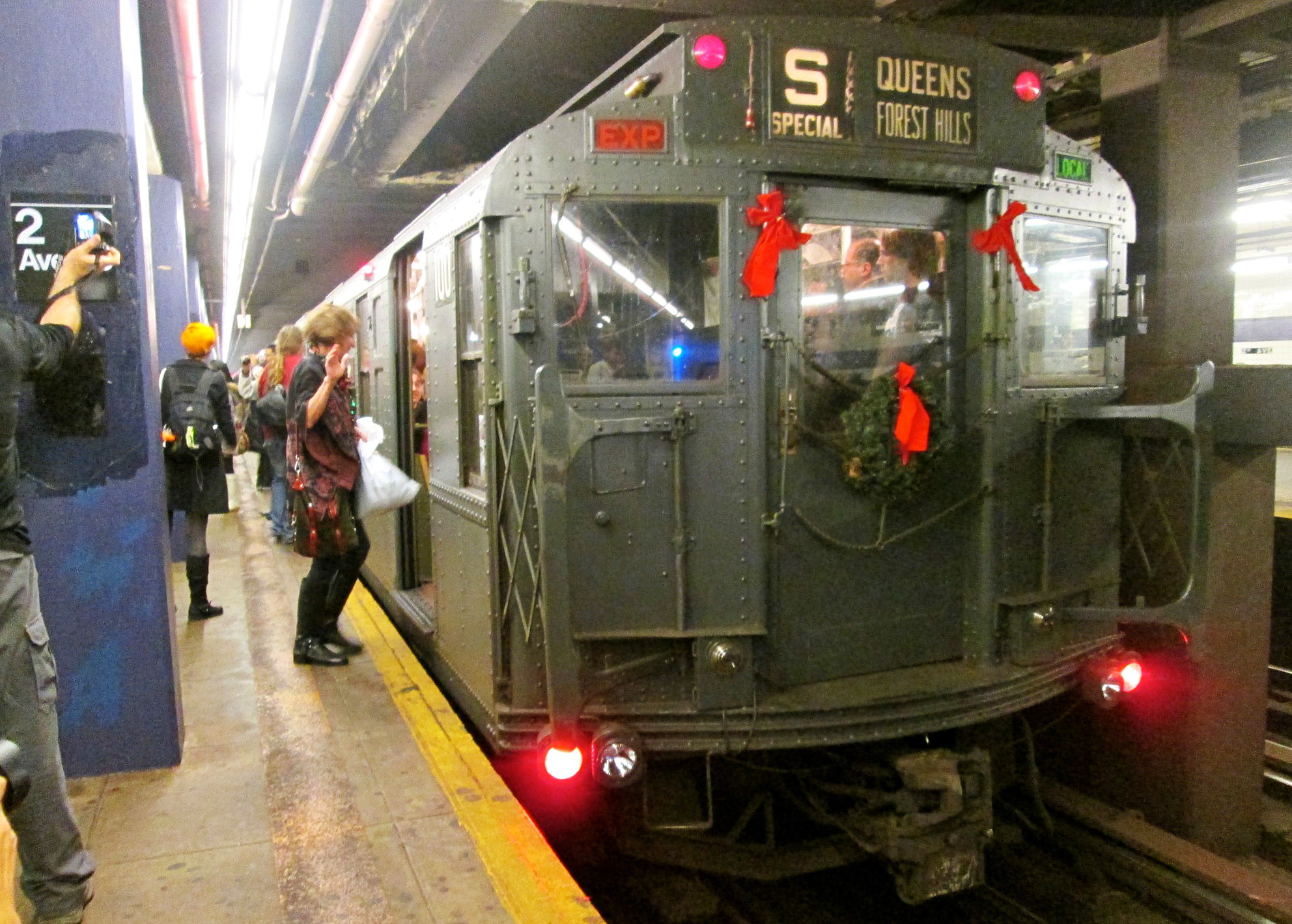 Everything you need to know about getting around NYC this Thanksgiving