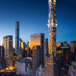 Mark Foster Gage Architects, Central Park Tower