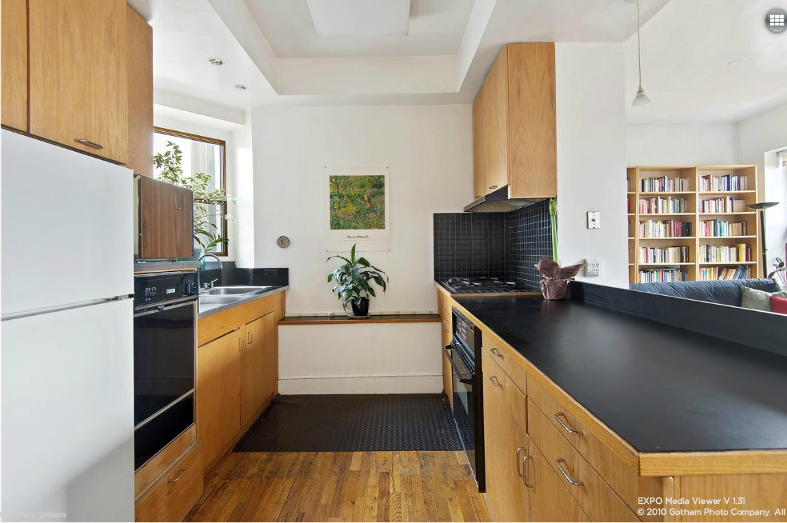 241 Eldridge Street, condo, lower east side, kitchen