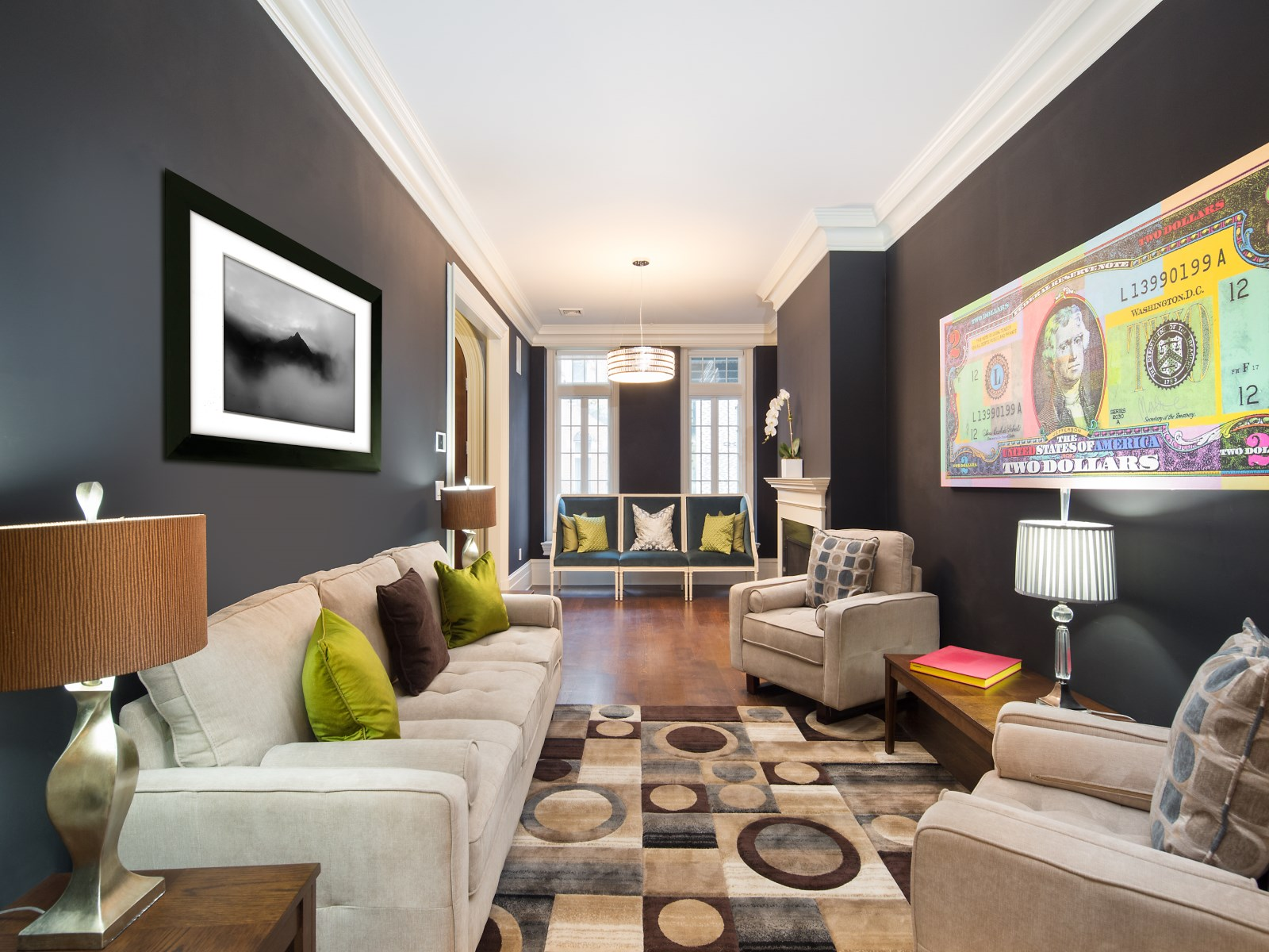 townhouse living room this 8 5m turtle bay townhouse is a timeless classic with 10158