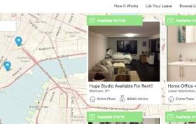 Flip app, NYC rental apps, lease breaks