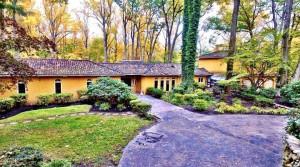 1121 Winding Drive, Tony Micale, celebrity real estate, Cherry Hill NJ, Muhammad Ali,