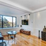 120 Central Park West, co-op, living room