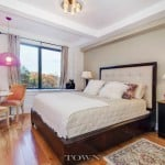 120 Central Park South, master bedroom, co-op, Isabeli Fontana