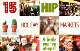 new york city and brooklyn holiday markets