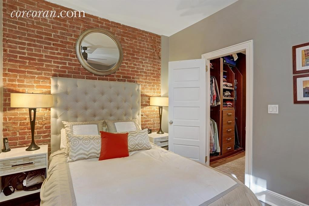107 West 82nd Street, master bedroom, co-op, closet