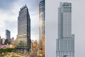 The Hi-Side - 509 West 38th Street BKSK Architects, Midtown West,