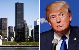 Trump World Tower, Donald Trump, most valuable building in NYC, 845 United Nations Plaza