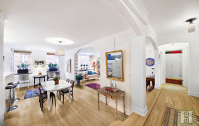 519 East 86th Street, co-op, dining room, upper east side, co-op